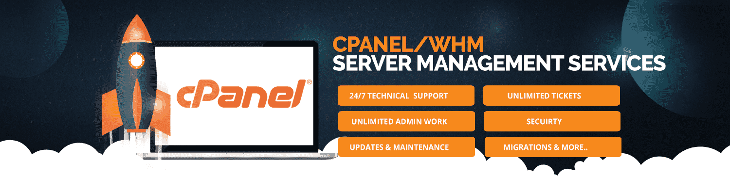 cpanel whm server management services 1