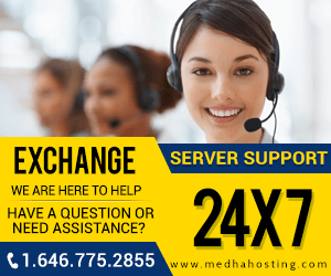 exchange server support