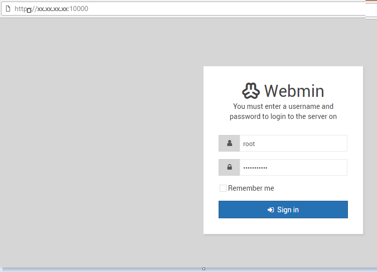 word image 71 - How to Install Webmin on CentOS 7 step by step ?