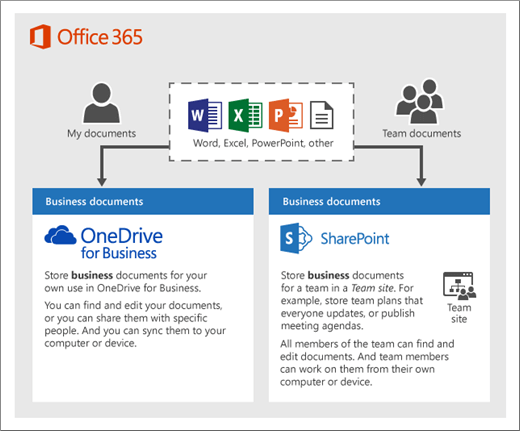 Office 365 Sharing