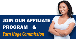 Join Our Affiliate Program For Huge Commission