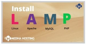 Centos Linux LAMP stack installations
