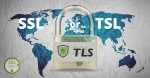 TSL and SSL certificate