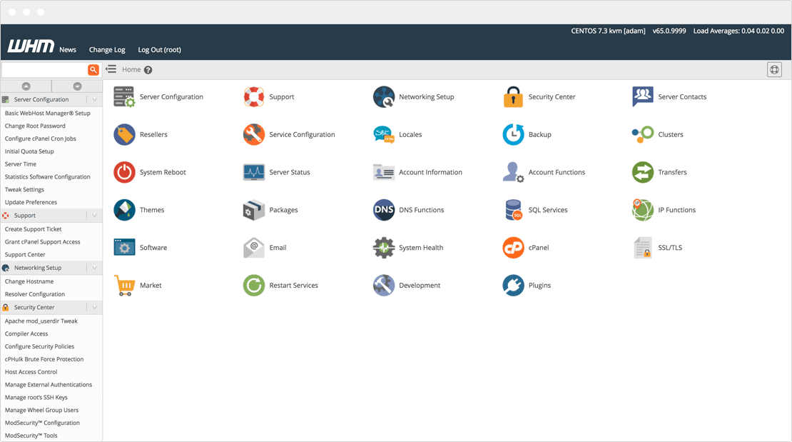 24/7 cPanel Server Management - Try 30 Day Free Support