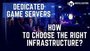 Dedicated game server