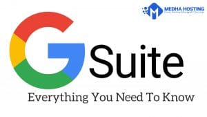 G Suite Pricing -Everything you need to know